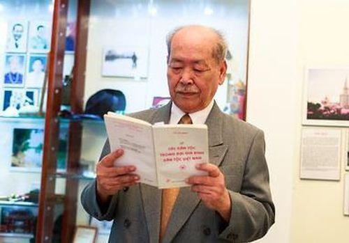 GS Phan Hữu Dật, nhà Dân tộc học đầu ngành của Việt Nam, qua đời