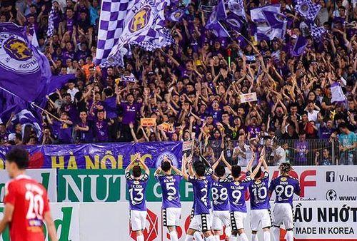 CLB Hà Nội khiếu nại án 'treo' sân của VFF
