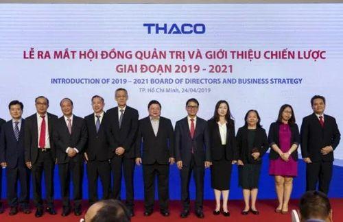 Thaco công bố chiến lược phát triển đa ngành giai đoạn 2019 - 2021