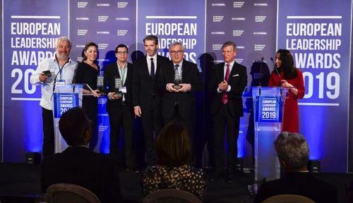 Giải thưởng Nhà Lãnh đạo Châu Âu 2019: Tôn vinh những gương mặt tiêu biểu định hướng khối EU