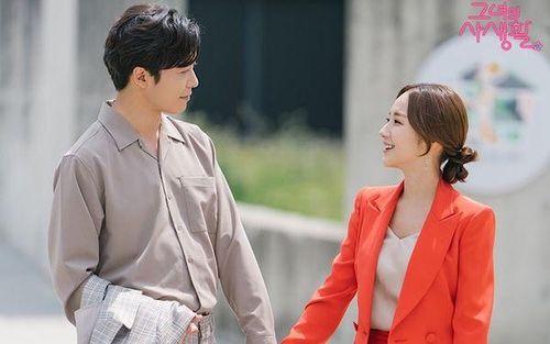 'Bí mật nàng fangirl' tập 9-10: 5 khoảnh khắc 'rúng động' của Park Min Young và Kim Jae Wook