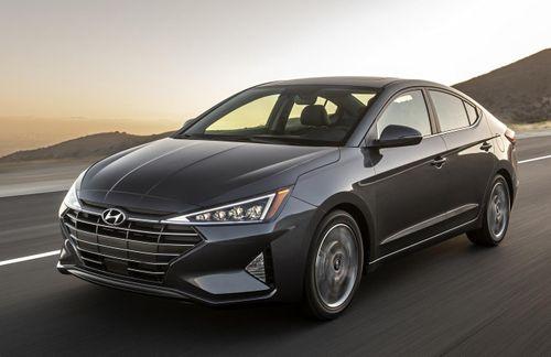 Hyundai Elantra 2020 tăng giá, chuyển sang hộp số vô cấp CVT