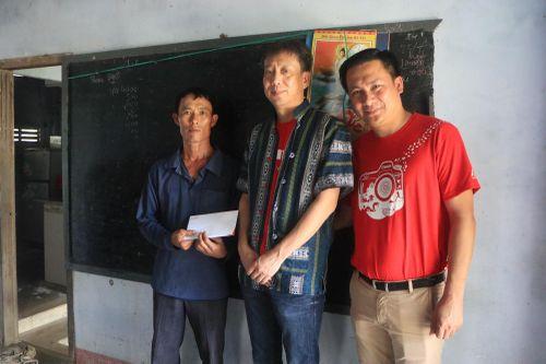 Canon trao tặng phòng học mẫu giáo mới tại 2 tỉnh Ninh Thuận và Kon Tum