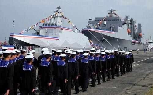 Bủa vây Trung Quốc: Đài Loan 'cái gai' trong mắt Bắc Kinh