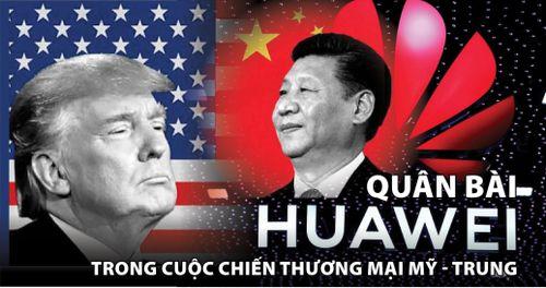 Cuộc chiến chuẩn 5G: với các 'tay chơi' Trung Quốc, Mỹ sẽ có đối thủ xứng tầm