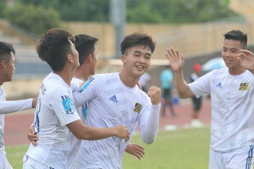 Vòng 9 giải hạng Nhất - LS 2019: An Giang thảm bại trên sân Tự Do