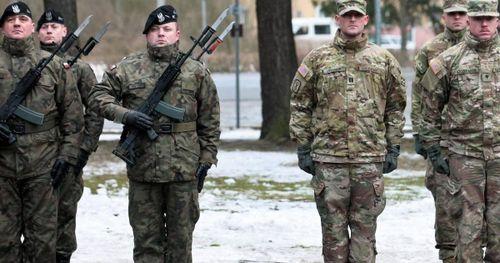 Mỹ sẽ triển khai thêm quân đóng tại lãnh thổ Ba Lan