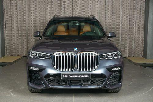Chiêm ngưỡng BMW X7 trang bị gói M Sport