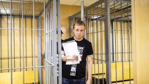 Nga: Nhà báo chuyên điều tra tham nhũng bị bắt 'vì ma túy'