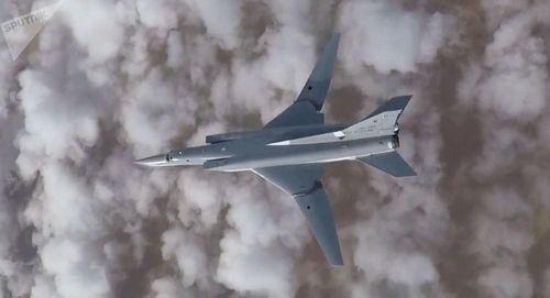 Không quân Nga ném bom diệt khủng bố ở Idlib