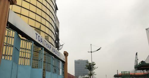 Cận cảnh dự án Habico Tower 'siêu sang' hơn nghìn tỷ bỏ hoang giữa Thủ đô