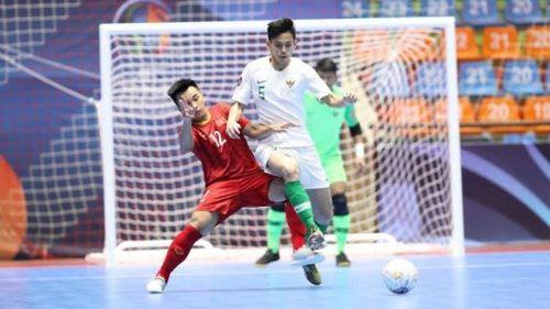 U20 futsal Việt Nam thua đau trong trận cầu 12 bàn thắng