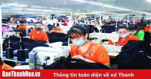 Huyện Thiệu Hóa tạo điều kiện thuận lợi cho các doanh nghiệp phát triển sản xuất, kinh doanh