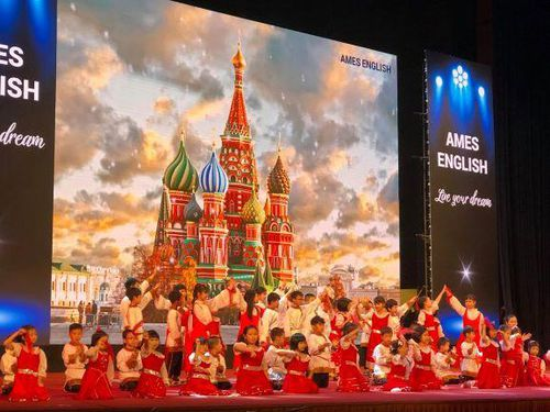 Hơn 1.000 tài năng nhí tham gia đại nhạc vũ kịch 'Vươn tới ước mơ'