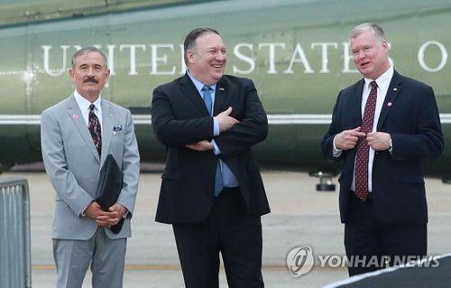 Ngoại trưởng Mỹ: Hy vọng đàm phán với Triều Tiên tháng này