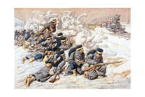 Lật lại chiến tranh Nga - Nhật chấn động TG hơn 100 năm trước