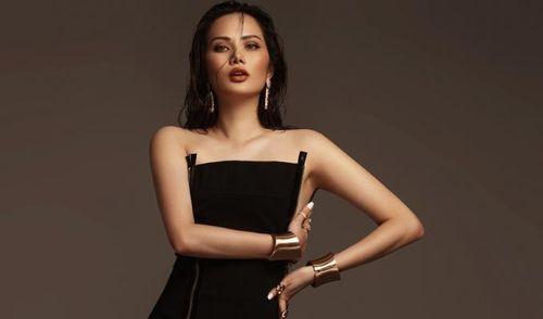 Tạm quên hình ảnh ngọc nữ, Hoa hậu Diệu Linh khoe vẻ đẹp 'ước át' đốn tim người nhìn
