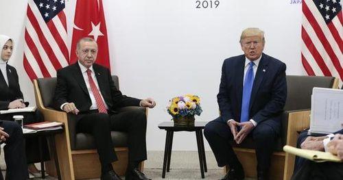 Tổng thống Thổ Nhĩ Kỳ: Mỹ không giao F-35 là 'ăn cướp'