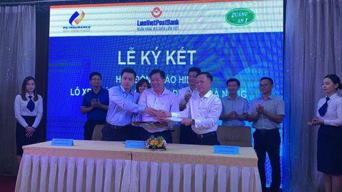 LienVietPostBank phối hợp cung cấp bảo hiểm xe buýt tại Đà Nẵng
