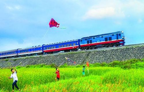 Đường sắt Việt Nam lên báo Nga: Cơ hội phát triển du lịch