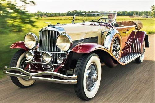 10 mẫu xe vĩ đại nhất nước Mỹ mọi thời đại