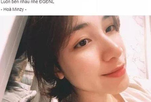 Sau Hương Tràm, Hòa Minzy bất ngờ tuyên bố dừng sự nghiệp