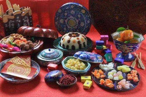 Yến tiệc triều đình Việt Nam đãi sứ thần có những món gì?