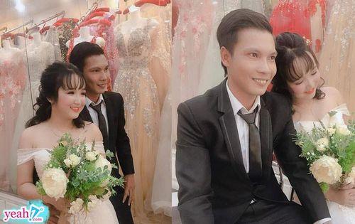 Vlogger Lộc Fuho công bố ảnh thử váy cưới, chuẩn bị cưới vợ, cộng đồng mạng được phen 'bão to'
