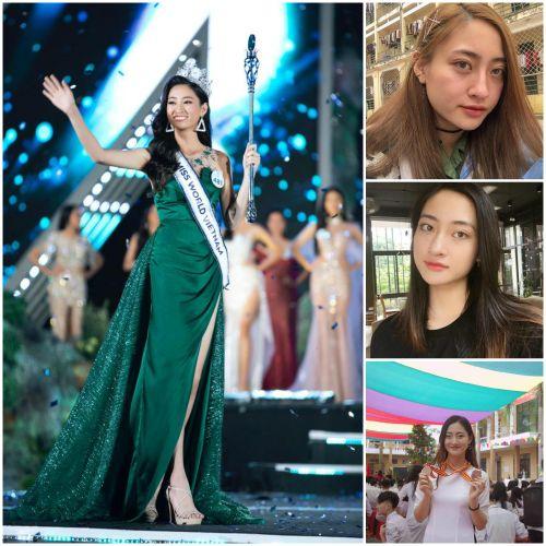Nhan sắc đời thường của tân Hoa hậu Lương Thùy Linh