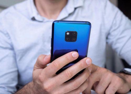 Huawei Mate 30 Pro sẽ ra mắt ngày 19/9?