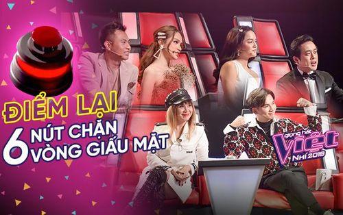 6 nút chặn tại vòng Giấu mặt - The Voice Kids 2019: Chiến thắng tưng bừng hay kết cục trái ngang?