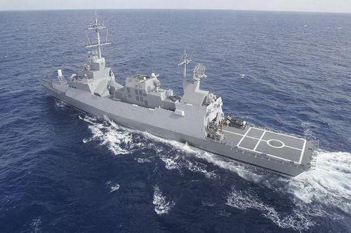 Israel lại nâng cấp tàu hộ vệ lên tầm mạnh mẽ nhất thế giới