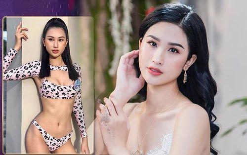 Phạm Anh Thư: Tôi tự tin có body đẹp, gương mặt sáng để bùng nổ tại Miss Universe Việt Nam 2019