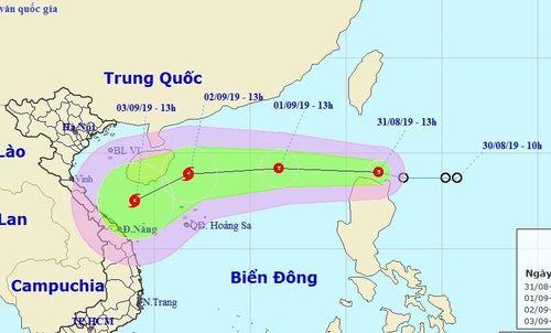 Yêu cầu các địa phương từ Quảng Ninh đến Khánh Hòa sẵn sàng ứng phó bão