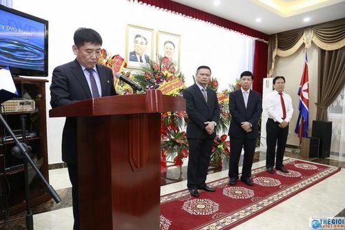 Long trọng kỷ niệm Quốc khánh CHDCND Triều Tiên tại Hà Nội