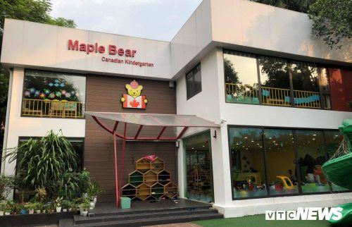 Rút giấy phép thành lập trường mầm non Maple Bear nhốt trẻ trong tủ