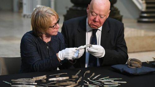 Nhà thờ Scotland đòi chia 2,5 triệu USD của kho báu Viking