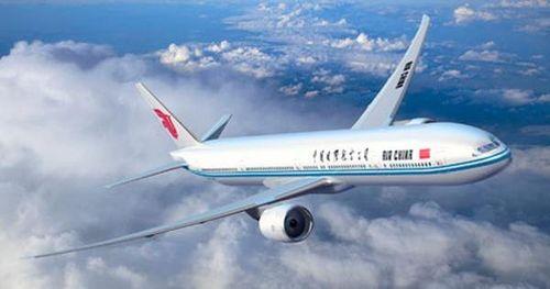 Máy bay Trung Quốc quay đầu khẩn vì cháy động cơ