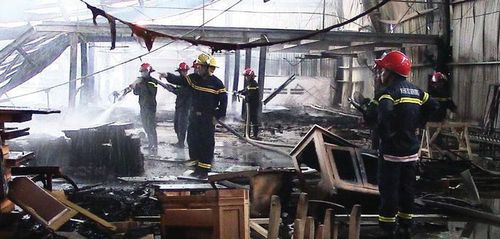 Cháy nhà xưởng Việt Mỹ: Bảo hiểm Bảo Long vướng kiện