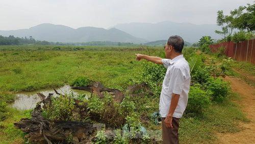 Kiểm điểm Giám đốc Sở KH&ĐT Hà Nội vụ giao đất cho người nhà