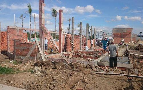 Cấp ủy và việc chỉnh đốn trật tự xây dựng ở TP Hồ Chí Minh