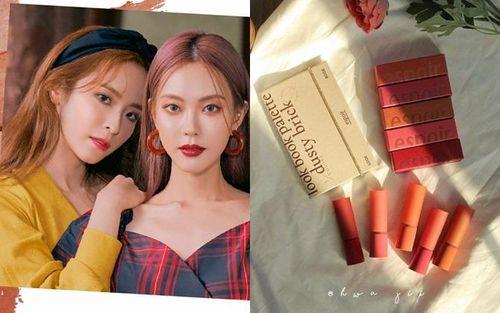 7 món mỹ phẩm mới toanh của các thương hiệu Hàn có chất lượng đỉnh cao giúp chị em 'lên hương' nhan sắc thu này