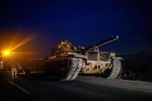 Đằng sau quyết định Mỹ rút quân khỏi phía đông bắc Syria