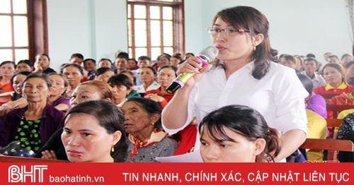 Giải quyết thỏa đáng, đảm bảo quyền lợi của người dân thuộc dự án hồ Rào Trổ