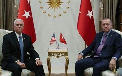 Thổ Nhĩ Kỳ tạm ngừng chiến dịch quân sự ở Syria