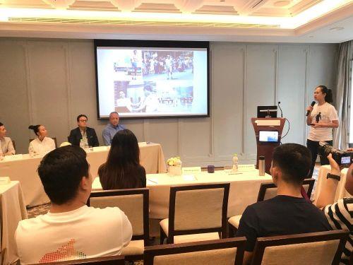 Công bố Cuộc chạy bộ từ thiện Terry Fox Việt Nam lần 23