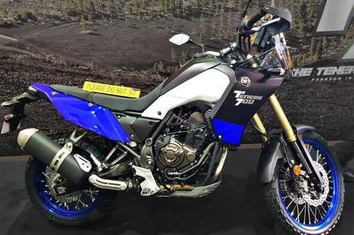 Chi tiết Yamaha Tenere 700 - môtô phượt tầm trung với kiểu dáng lạ mắt
