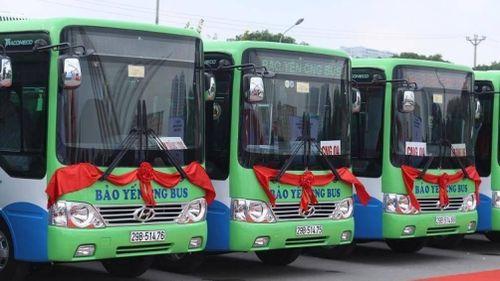 Lộ trình 4 tuyến buýt sử dụng nhiên liệu sạch Hà Nội vừa đưa vào khai thác