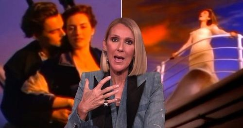 Celine Dion tiết lộ bất ngờ về ca khúc bất hủ của phim Titanic