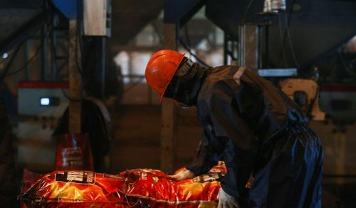 Những cái chết vì sưởi than không khói ở Mông Cổ